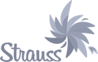 strauss-logo-bw