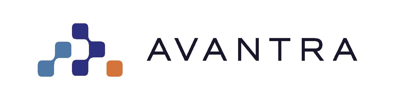 Avantra - Logo - Color - Landscape - v2