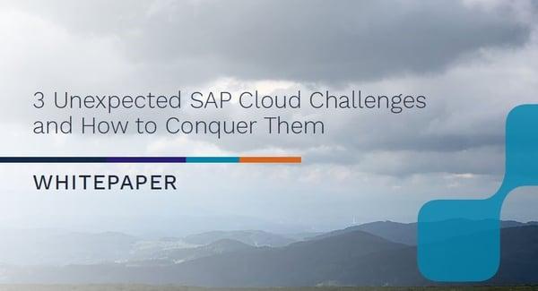 Avantra smart cloud automation SAP challenges white paper