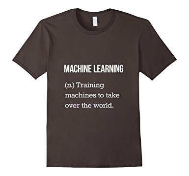 Shirt you need to wear learning Machine learning  | Avantra