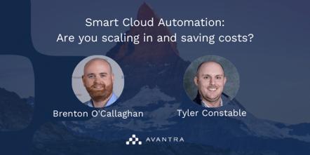 Smart Cloud Automation Event Banner