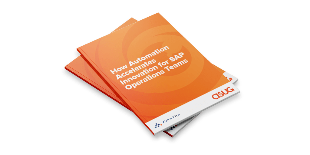 Read the SAP Operations Automation White paper
